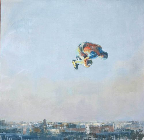Marina Shkurupa, Flight